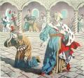 Елизавета Ведина. Притча о Мытаре и Фарисее